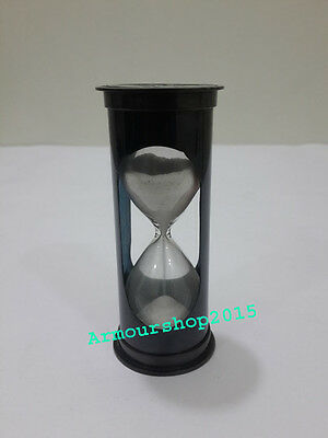 Antique Sand Timer Vintage Style Nautical Maritime