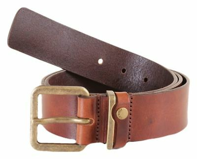 Ted Baker Mens Katchup Casual Leather Belt - Tan