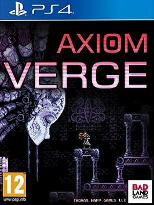 Axiom Verge (PS4)  BRAND NEW AND SEALED - IN STOCK - QUICK DISPATCH