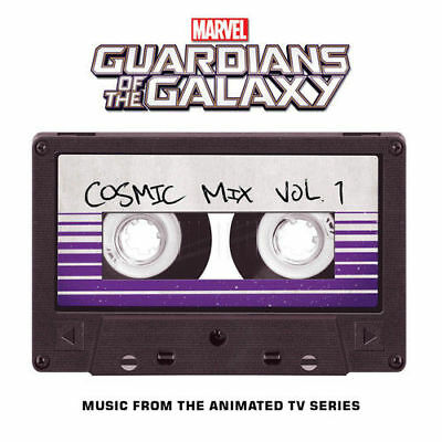 Various Artists : Guardians of the Galaxy: Cosmic Mix, Vol. 1 CD (2015)E0662