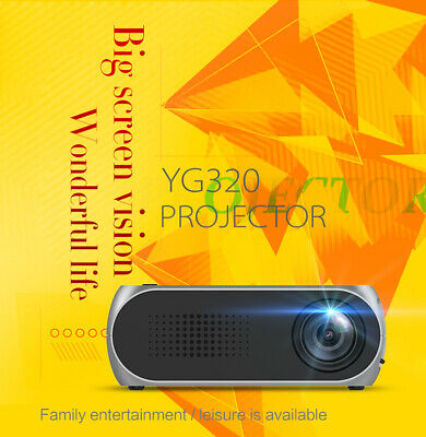 Mini Portable Projector Android WiFi 4K DLP LED 1080P HD Home Cinema Theater 3D