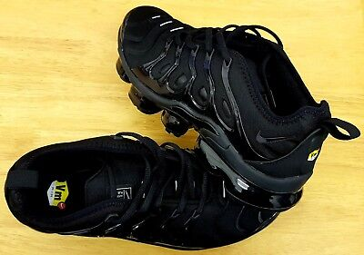 finest selection 492f4 61f8c Nike Air Vapormax Plus Men s Shoes Black On Black Uk Size 9 Us 10 Eur 44