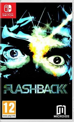 Flashback (Switch)  BRAND NEW AND SEALED - IN STOCK - QUICK DISPATCH