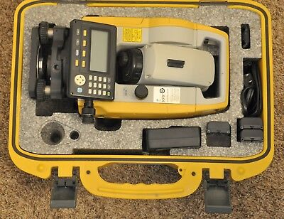 Demo Topcon ES-55 5 Second Entry Level Total Station 1012174-02