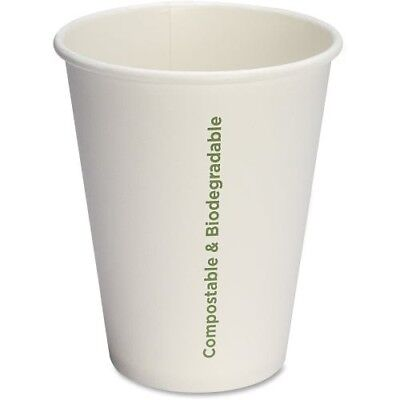 Genuine Joe Eco-friendly Paper Cups, 1000 Cups (GJO10215CT)