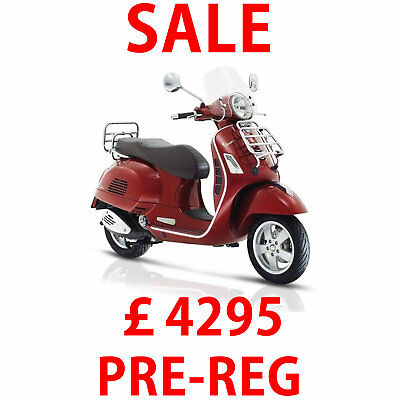 Vespa GTS 300 Touring NEW PRE-REG - ONLY £4295 1 LEFT