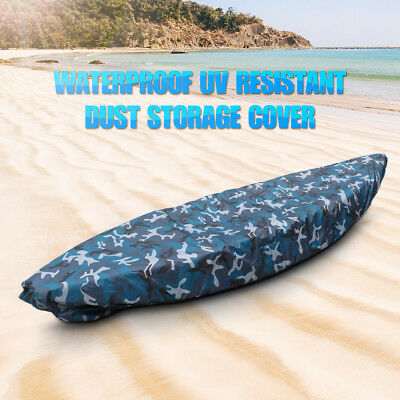 Waterproof Kayak Storage Cover Boat Cover Canoe Storage Dust Cover Shield