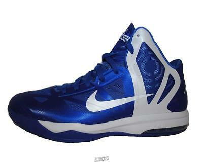 online store 59dfd 83b87 NIKE Air Max Hyperaggressor TB Royal Blue Basketball Men s Boys Shoes Size  7.5
