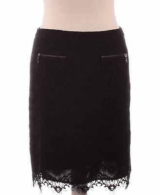 JUPE CAROLL TAILLE 40 - T3 - L Noir Occasion TBE - EUR 20,00 ... be7c29382bb