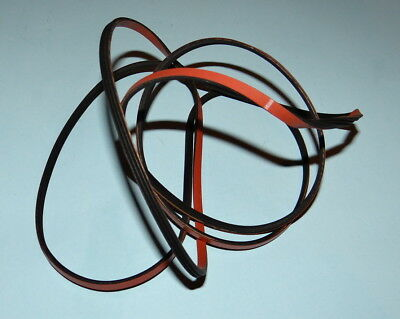 WE12X46 New Genuine OEM GE Dryer Drive Belt With Free Shipping!