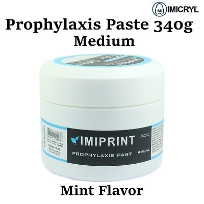 Dental Prophylaxis Prophy Paste Teeth Polishing Stain Removal Medium