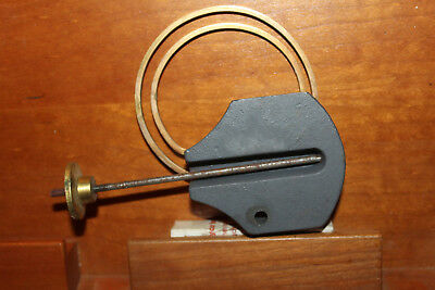 Vintage Clock Chime Coil Gong Rare