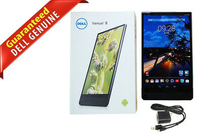 """Dell Venue 8 7840 8.4"""" Android 5.1 16GB 2GB Z3580 2.3 GHz Wifi Tablet Retail Box"""