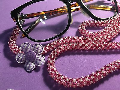 Glasses Lanyard, Handmade Beaded Glasses Lanyard, Glasses Chain, Glasses Cord