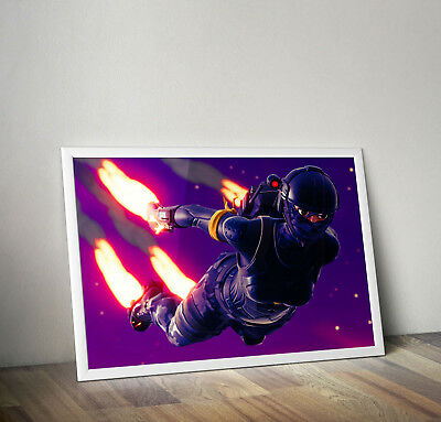 FORTNITE Gaming Video Game Poster Print A4 SIZE Glossy