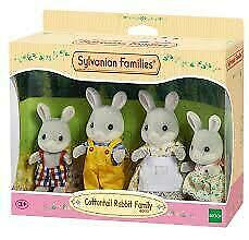 Sylvanian Families: Cottontail Rabbit Family SF4030