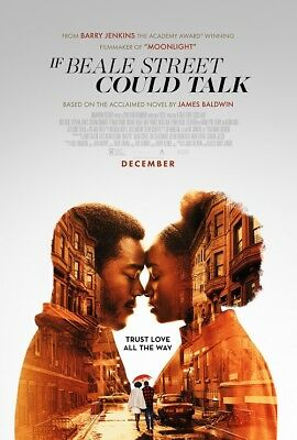 """If Beale Street Could Talk Movie Poster Barry Jenkins Film Print 27x40"""" 24x36"""""""