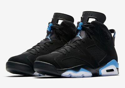 brand new addb2 0f73e NİKE AİR JORDAN 6 RETRO UNC UNIVERSITY BLUE Gr. 43 NEU   Original 384664-