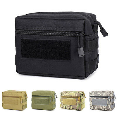 Metal Detector Camo Pouch Bag Finds Hip Waist Bags for Outdoor Metal Detecting