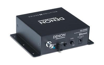 Denon Professional DN-200BR Stereo Bluetooth Audio Receiver