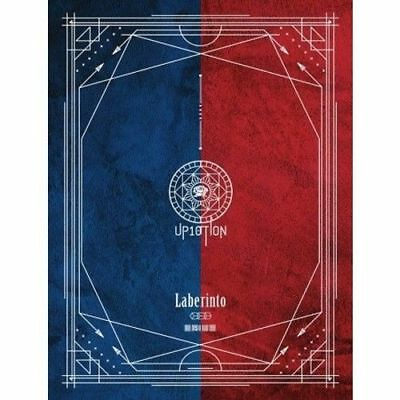 Up10tion-[Laberinto] 7th Mini Album Random CD+Book+Card+KPOP POSTER+Tracking no