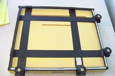 Saunders Master 11x14 Photo Framer REDUCED PRICE