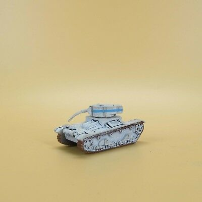 Wizards of the Coast Axis /& Allies Miniatures WW2 German tank without card #c8