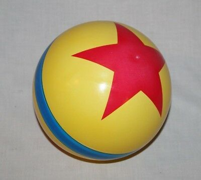 """New! Pixar Store Exclusive Luxor Jr 9"""" Ball Hedstrom Toy Story Disney Buzz Woody"""