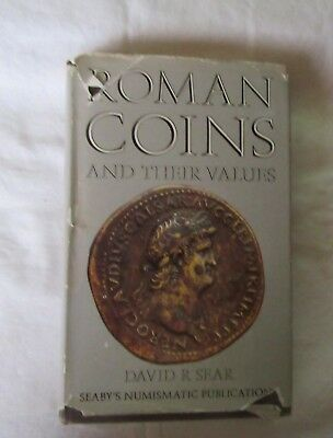 Roman Coin and their Values by David R.Sear Revised Edition 1970