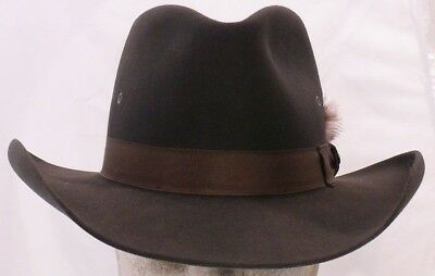 a946eacba8a LOT OF 4X Rand s Custom Western Cowboy Hats Boss Of The Plains SASS ...