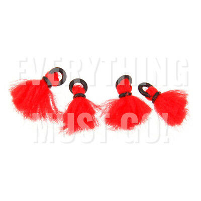 4-pcs Strike Indicator Small High Visibility for Fly-Fishing Nymphing Wet Fly