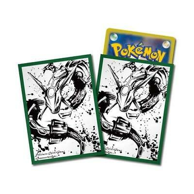 Pokemon official Rayquaza Ink painting Ver.2 Card Sleeve Protector