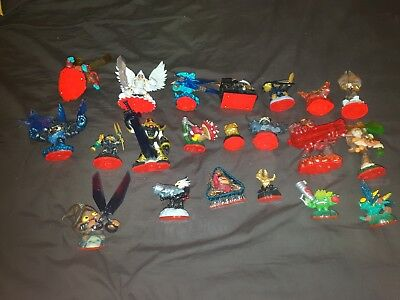 Skylanders Trap Team Figures Activision Make Your Selection