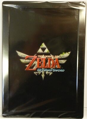 Steelbook The Legend of Zelda Skyward Sword Collection Case ONLY no game NEW