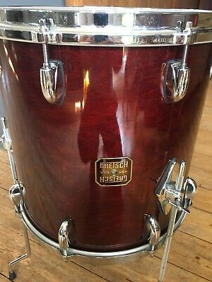 Gretsch usa custom floor tom, floortom, standtom 14x14
