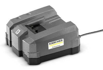 Karcher BC1/7 Li-Ion Battery Quick Charger 6.654-354.0 New for BR30/4 BV5/1 T9/1