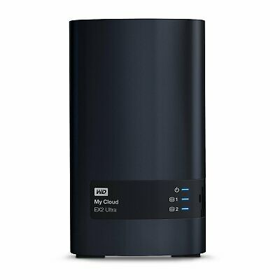 WD My Cloud EX2 2-Bay 16TB Ultra Network Attached Storage w/ Marvell Armada 385
