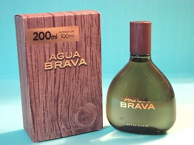 Agua Brava von Antonio Puig 200 ml AS After Shave Lotion >>Rabatt bei Mehrkauf<<