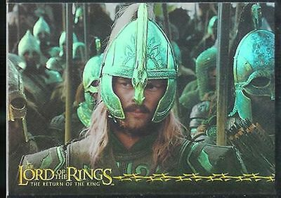 Lotr Rotk Return Of The King Prismatische Foil Karte #10/10