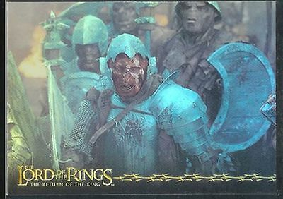 Lotr Rotk Return Of The King Prismatische Foil Karte # 9/10