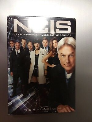 NCIS ~ The Complete 9th Ninth Season ~ BRAND NEW 6-DISC DVD SET