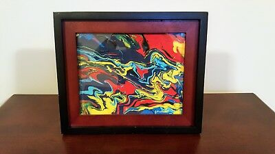 Abstract Art Acrylic Painting Canvas Wall Decor Medium Unframed Original Picture
