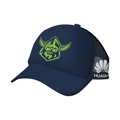 Canberra Raiders NRL 2019 Players ISC Truckers Cap!