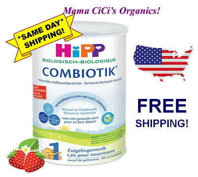 ***FREE EXPEDITED SHIP!*** HiPP Stage 1 Organic First Infant Milk Dutch Version