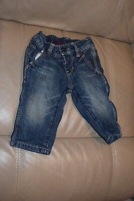 Baby Gap lined jeans boys size 3-6 months