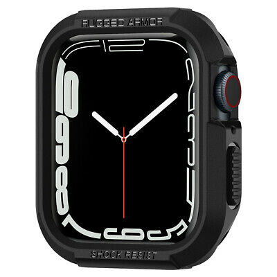 3bba4e317060 RUGGED APPLE WATCH Case Band Protective Cover iWatch 42mm Series 1 2 ...