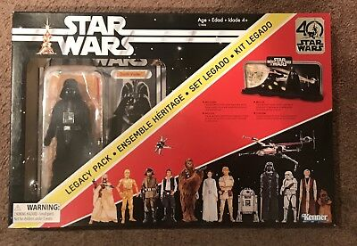 Star Wars Black Series Legacy Pack 40th Anniversary Darth Vader