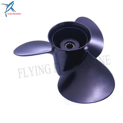 Propeller 10 1/4x10-K for Suzuki DT DF 25HP 30HP 10.25x10  58100-96410-019 10P