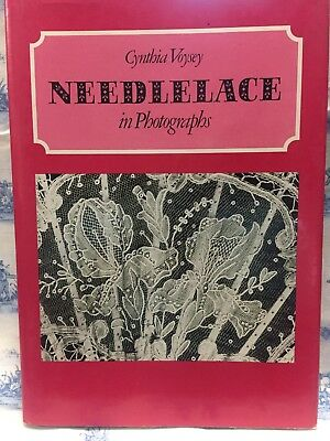 Cynthia Voysey Needlelace in Photographs  1st Edition (1987).