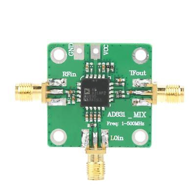 AD831 High Frequency RF Mixer Frequency Converter Module RF Input 0.1-500MHz